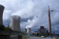 A central térmica de carbón das Pontes é o foco contaminante europeo que causa maiores danos á saúde