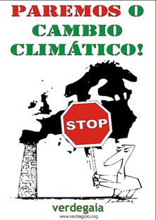 Verdegaia denuncia fronte á Xunta o impacto sobre o clima das térmicas galegas