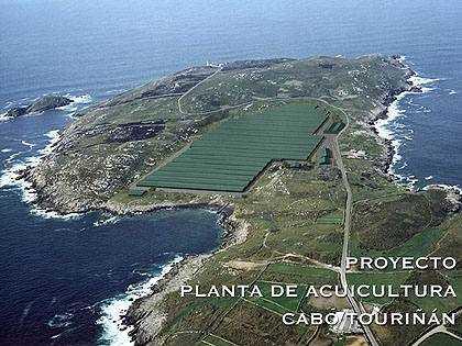 FEG e Verdegaia apoian á Xunta contra a construción da piscifactoría en cabo Touriñán