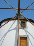 Restauración Integral dun Muíño de Vento en Narón