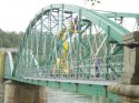 Rehabilitación da Ponte Metálica do Barqueiro (Mañón)