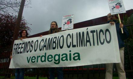 A produción e o consumo de enerxía supoñen o 83% da contribución galega ao cambio climático