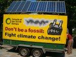 Verdegaia reclama á Xunta que corrixa a súa política enerxética para mitigar o cambio climático