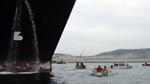 Unha bomba dentro da Ría de Ferrol