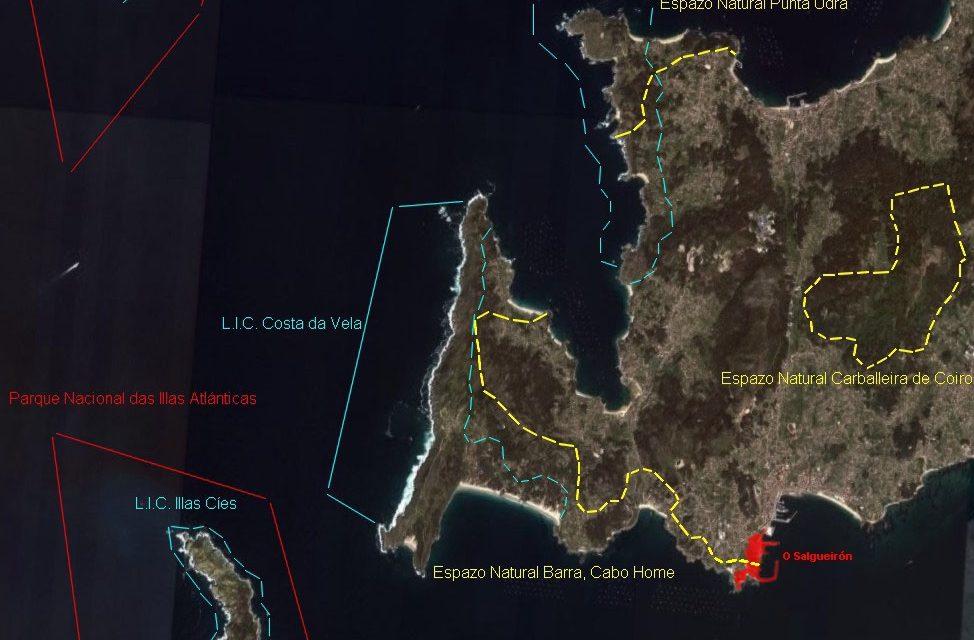 Verdegaia, Foro Social e Luita Verde organizan un roteiro pola costa de Cangas o domingo 20 de Maio