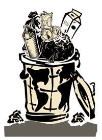 Reciclar non é suficiente