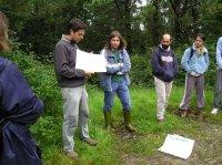 Grande participación no roteiro polo Pico Vello (As Pontes)