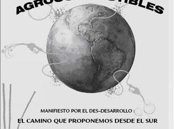 """Soberanía alimentar, soberanía enerxética e mundo post-petroleiro: unha achega desde o """"Sul Global"""""""