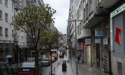 A Xunta non informa sobre a calidade do aire en Santiago desde hai máis dun mes