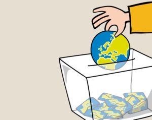 Eleccións xerais: apostando polo planeta