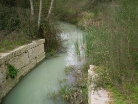 Verdegaia denuncia un novo verquido nas Ribeiras do Louro