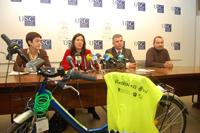 Verdegaia, a USC e a Consellería de Medio Ambiente presentan o Programa de Préstamo de bicicletas