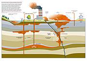 Declaración contra a captura e o almacenamento de carbono como solución contra a mudanza climática
