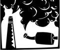 O 42,7% da poboación galega respira aire contaminado