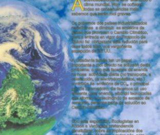 """A exposición """"Freemos o cambio climático"""" estará até o 14 de Outubro no Campus de Ourense"""