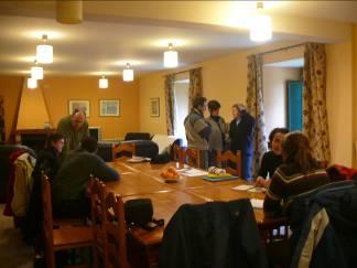 A área de Educación Ambiental de Verdegaia celebra o seu segundo encontro anual