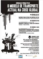 Xornadas sobre o modelo de transporte na crise global