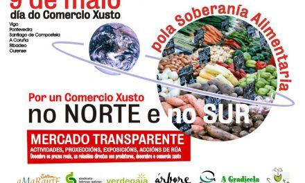 No Día do Comercio Xusto, pola Soberanía Alimentar!