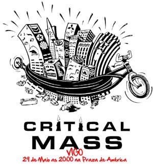 Masa Crítica de Vigo este venres 29 de Maio
