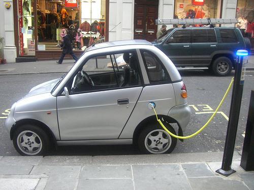 A quimera do coche eléctrico