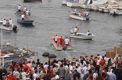Solidariedade cos mariscadores procesados en Ferrol
