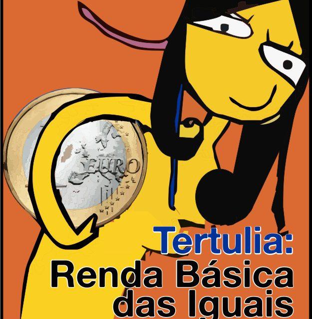 """Tertulia en Vigo 26 de Febreiro: """"Renda Básica das Iguais"""""""