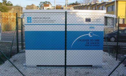 Contaminación atmosférica por ozono en Pontevedra