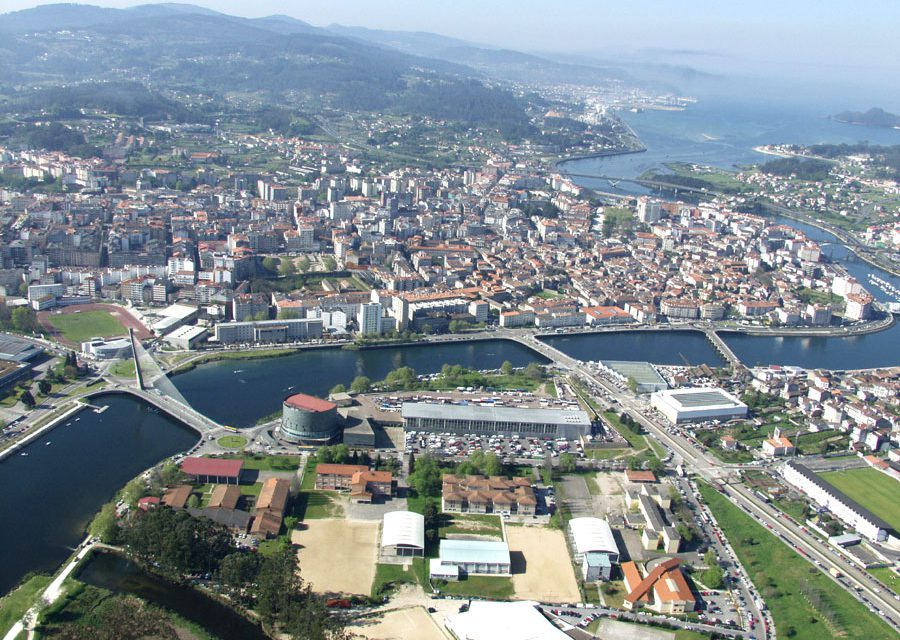 Por segundo día consecutivo, rexístranse altos níveis de contaminación por ozono en Pontevedra