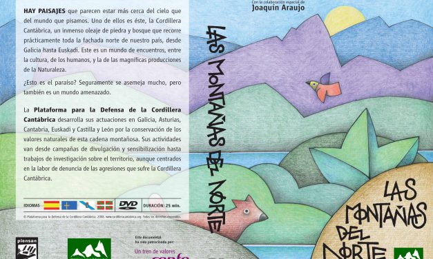 Videofórum en Pontevedra, 2 de Decembro: As montañas do Norte