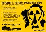 """Xornadas """"Memoria e futuro: Nucleares non!"""""""