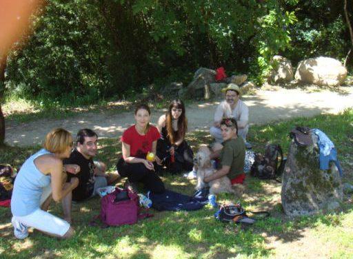 Roteiro o domingo 15 de maio polo río Miño no seu paso por Ourense