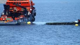 O Fiscal de Medio Ambiente abre dilixencias para investigar as gaiolas de salmón na ría de Muros