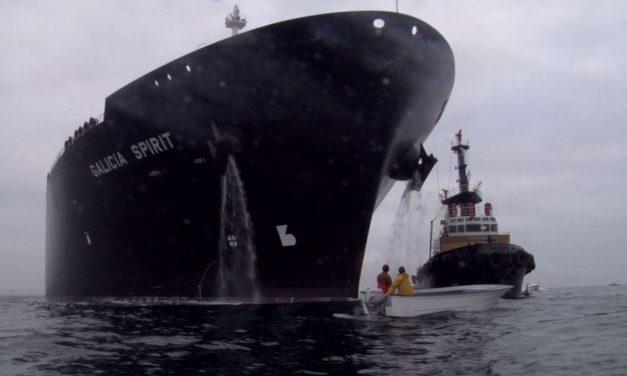 Solidaridade coas mariscadoras e mariscadores da Ría de Ferrol