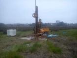 A Xunqueira do Lagares danada polas obras da nova depuradora