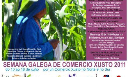 Día Internacional do Comercio Xusto 2012