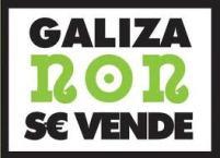 """A rede de colectivos """"Galiza Non Se Vende"""" solidarizámonos con Xulio e Silvia, compañeir@s detid@s o pasado luns"""