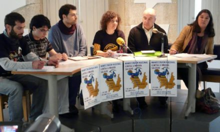 ContraMINAcción convoca unha grande manifestación o 2 de xuño para frear a minaría salvaxe promovida pola Xunta