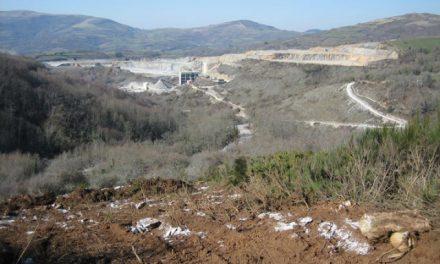 Verdegaia súmase ás alegacións de ContraMINAcción contra o proxecto de Cementos Cosmo en Triacastela