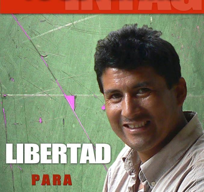 Verdegaia apoia a liberación de Javier Ramírez