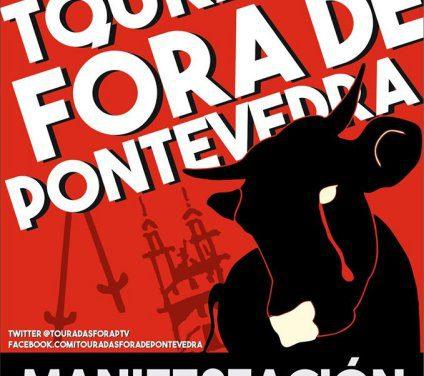 Verdegaia apoia a mobilización antitouradas en Pontevedra