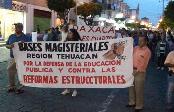 Oaxaca, represión e morte