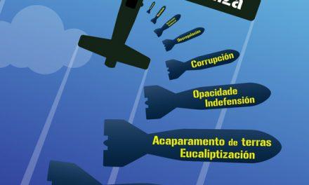 Contra a Lei de Depredación de Galiza (LFIIE).
