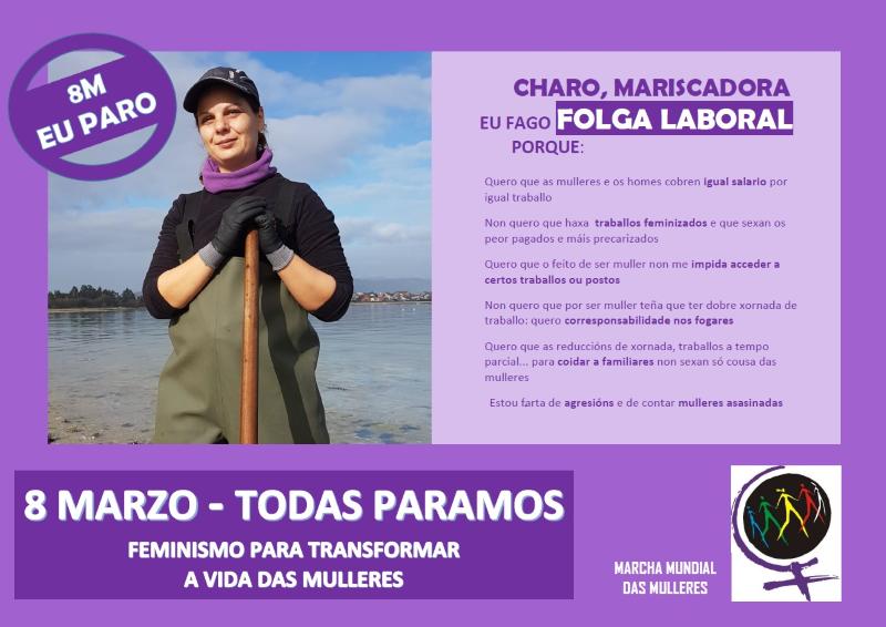 8M 2018 – Paramos Galiza!