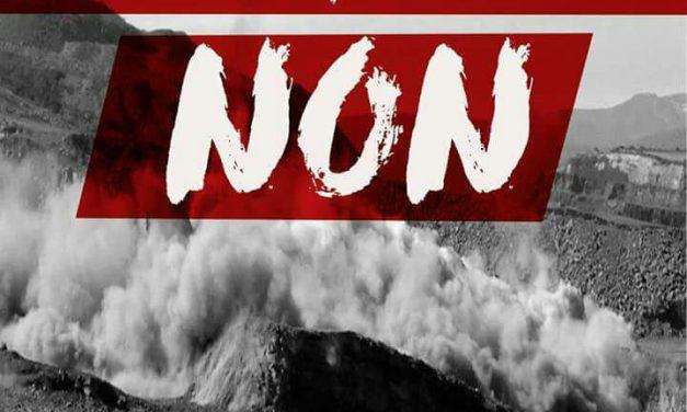 Apoiamos a tractorada-manifestación contra o proxecto mineiro de Touro convocada para o día 25