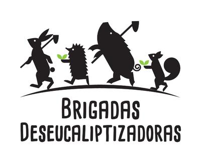 As brigadas deseucaliptizadoras bótanse ao monte