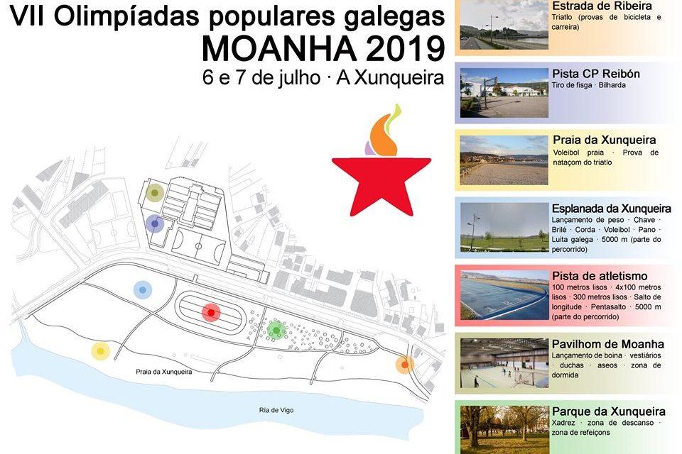 Olimpíadas Populares Galegas 2019