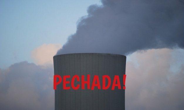 Pechou a central de carbón de Meirama!
