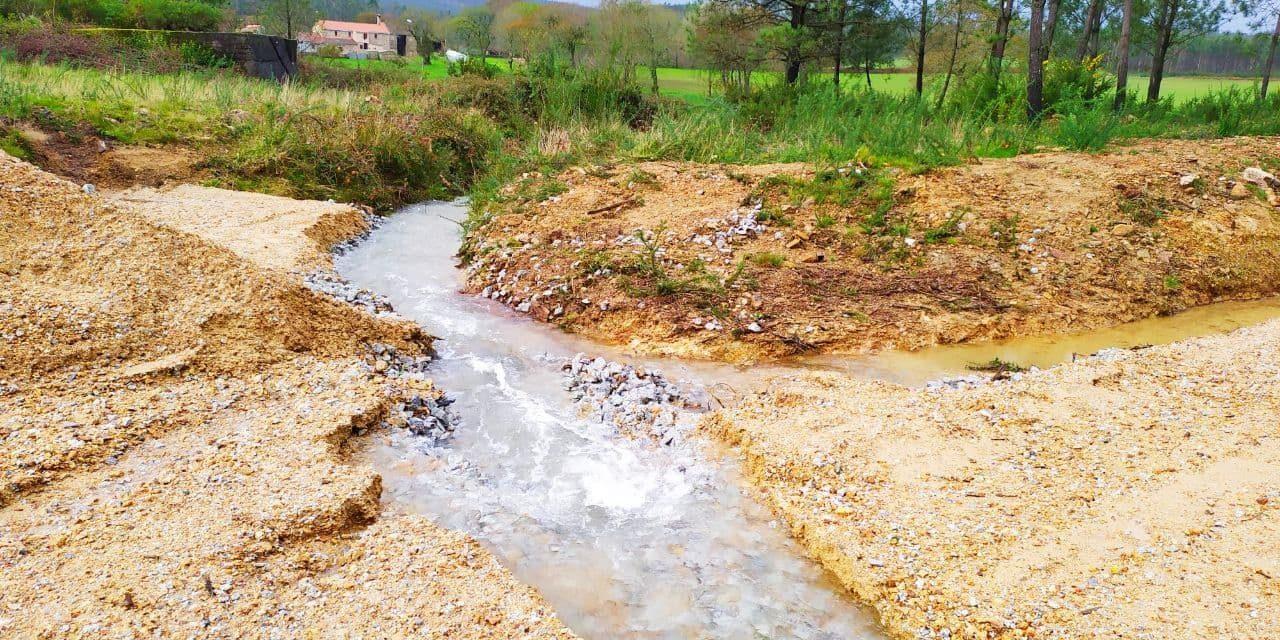 Verdegaia denuncia Grupo Mineiro Santa Comba por  verteduras de metais pesados