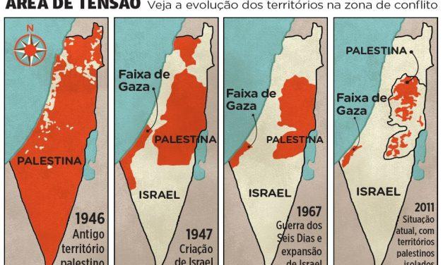 Manifesto galego pola integridade da Palestina