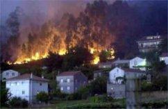 Unha catástrofe incendiaria sen aclarar
